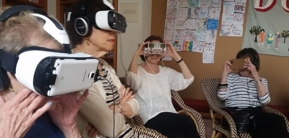 The shared experience of BettVR With Age