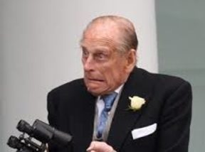 prince philip face