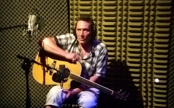 Graham Brazier recording