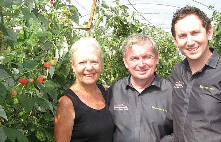 The Malley family, who own Onyx Horticulture in Northland