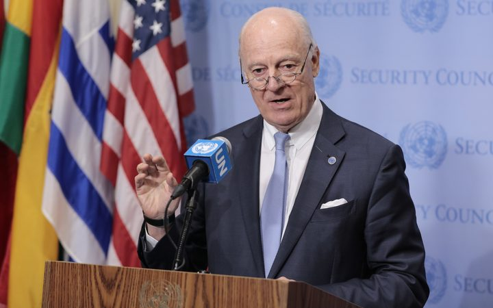 Russia Submits UNSC draft resolution in support of de-escalation in Syria