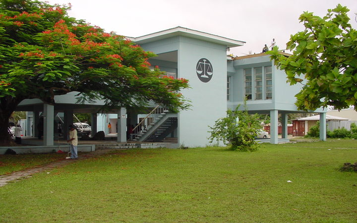 Majuro Court House