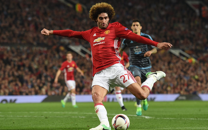 One Man United star had a doping test after Celta win