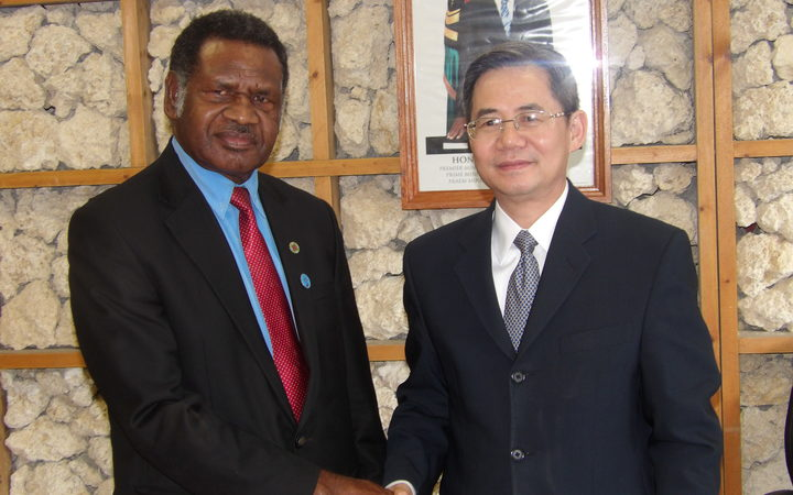 Vanuatu and China to mark 35 years of links