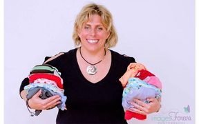 Kate Meads, aka the Nappy Lady