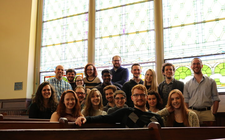 Allegheny College Chamber Choir