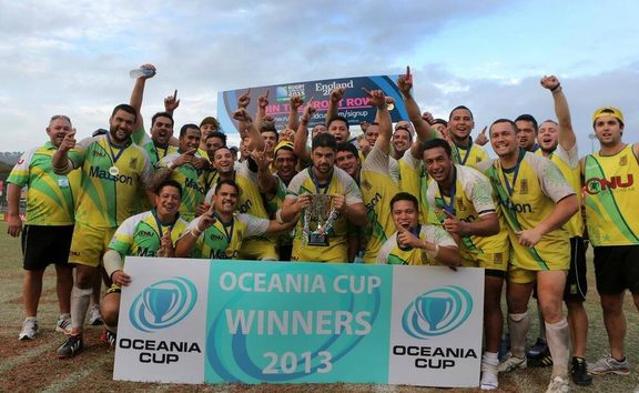 The Cook Islands won the Oceania Cup in 2013.