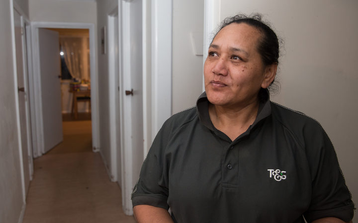 Tutu Maru Wichman works full time on minimum wage. She dreams of one day owning her own home, but on her current income that is not possible. She doesn't see today's budget announcement as changing anything significant enough for her to make that dream any more likely to come true.