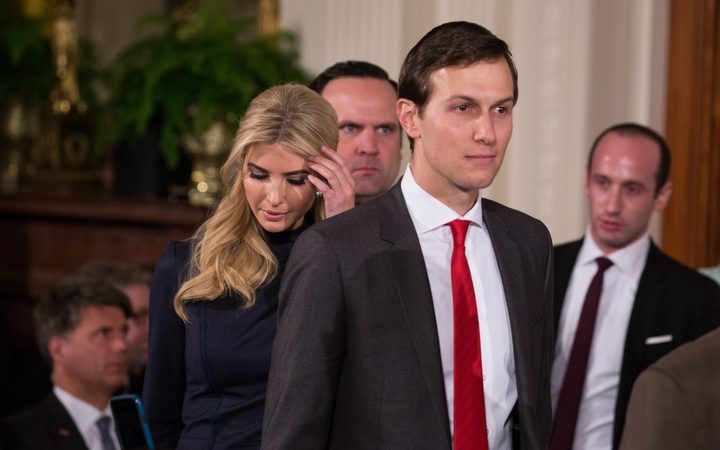 Kushner now a focus in Russia investigation