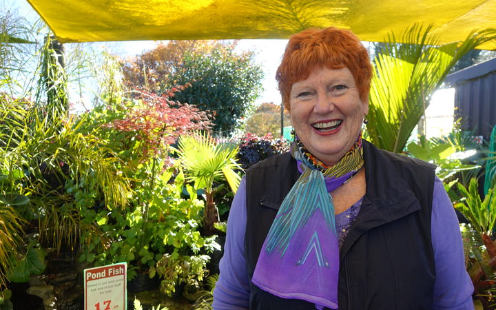 Pauline Crowley-Zieltes is confident there will be no problems caused from buying plants at Big Jims.