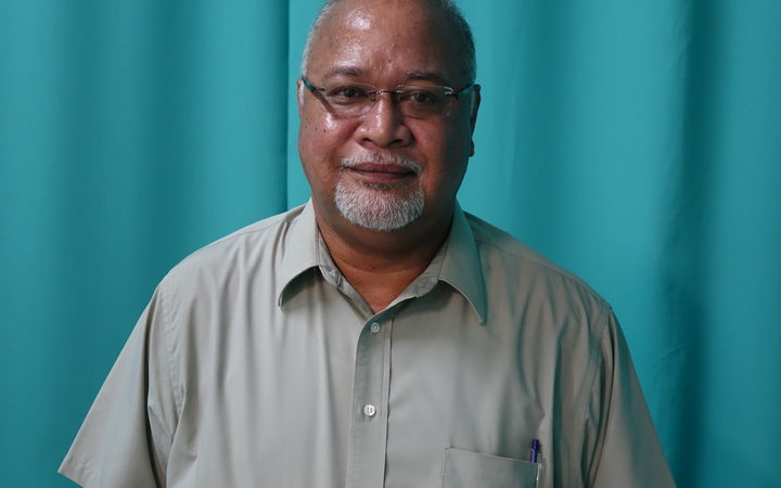 TBC chair 'Ahongalu Fusimalohi