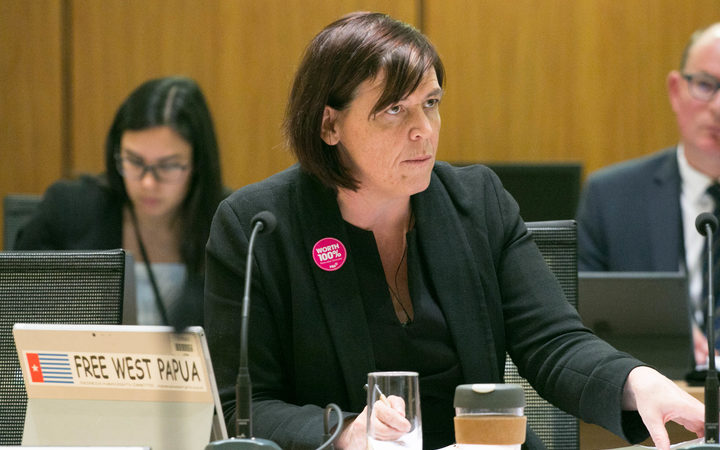 Jan Logie on the Justice and Electoral Committee hears submissions on the Family and Whanau Violence Legislation Bill.
