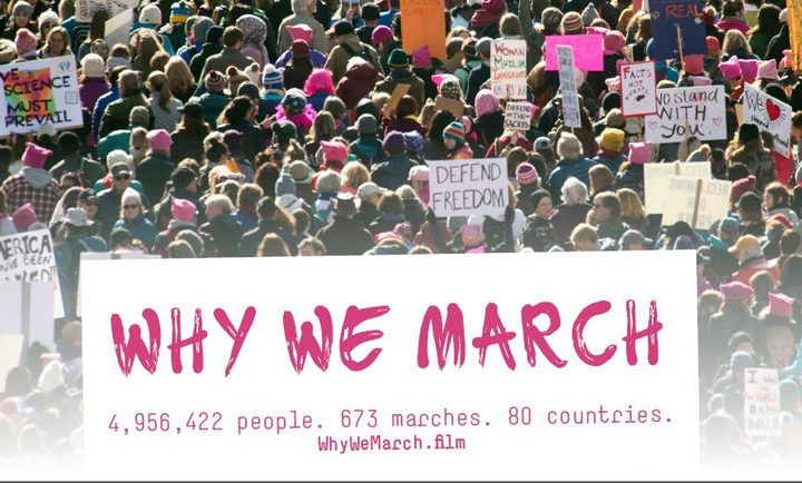 Why We March film