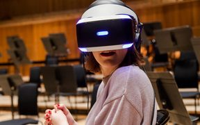 Philharmonia Orchestra VR app The Virtual Orchestra