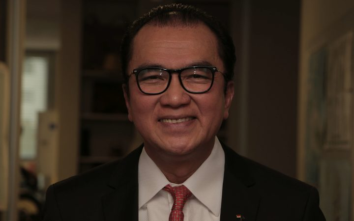 Indonesia's Ambassador to New Zealand, Tantowi Yahya