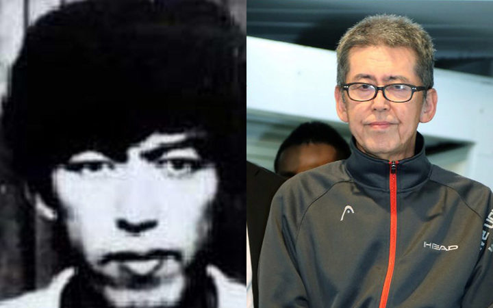 Masaaki Osaka is accused of murdering a police officer 45 years ago. He has been on the run until now.