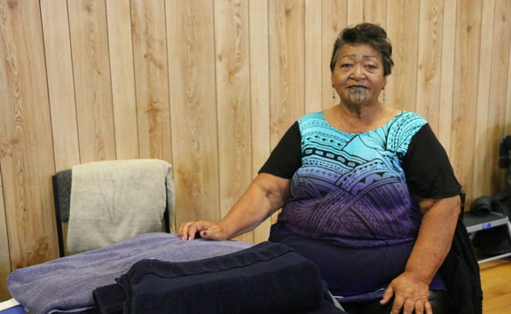 Hana Te Pou says she is not a healer but she is simply a tool, guided in her work by Te Atua (God).