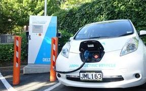 electric car dunedin