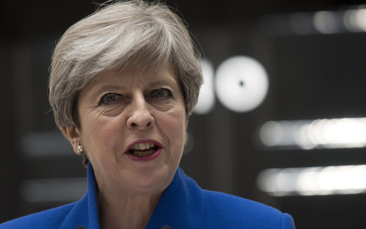 Theresa May faces ousting after United Kingdom  election shock