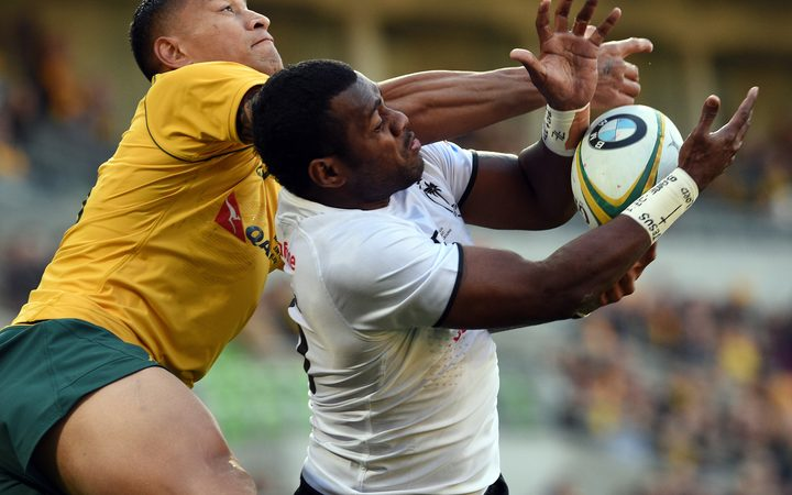 Sport: Fiji changes things up to meet Italian rugby challenge