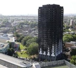 grenfell charred