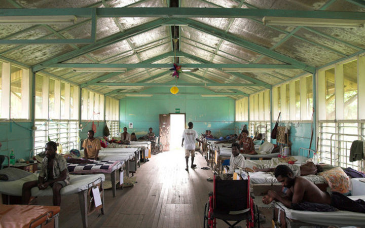 Pandemic pushing PNG's health system to its limit, Health Minister