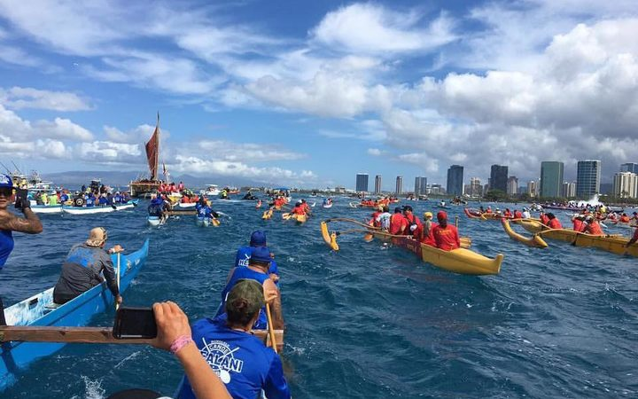 Hokule'a returns to Hawaii