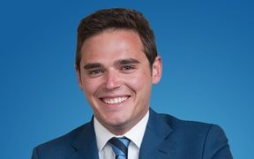 National MP Todd Barclay.