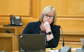 National MP Barbara Kuriger on the Health Committee.