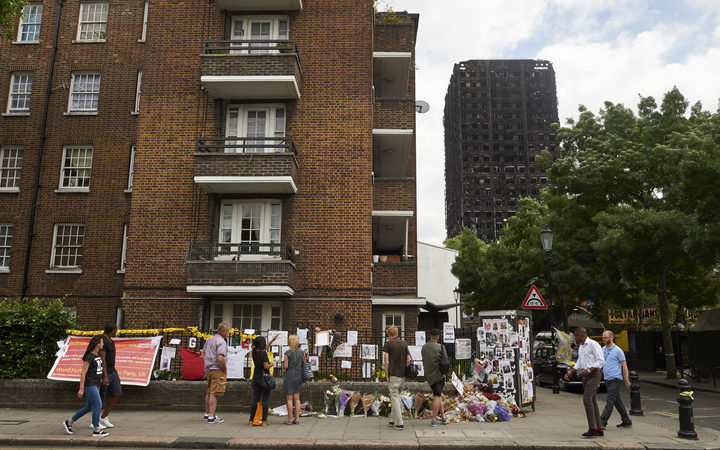 Grenfell Tower blaze started in fridge freezer