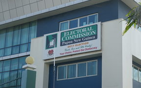 Electoral Commission headquarters.