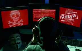 Petya cyber weapon