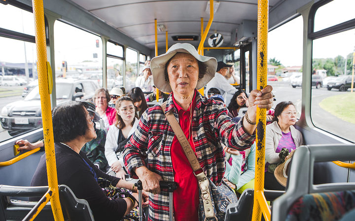 A new documentary called East Meets East looks into the hardships of elderly Chinese immigrants in New Zealand, following the journey of a 79-year-old woman, Fang Ruzhen, who has lived here for 15 years.