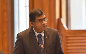 Mahendra Reddy, Education Minister, Fiji