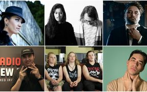 Ria Hall, Soccer Practise, Troy Kingi, Montell2099, Alien Weaponry and Teeks