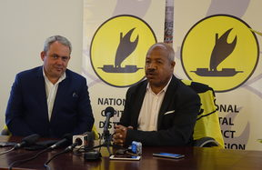 Sitting members for Moresby South, Justin Tkatchenko, and NCD Regional,  Powes Parkop, have criticised the preparation for the 2017 election