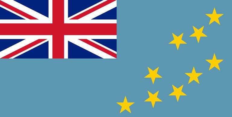 Taiwan and Tuvalu remain solid