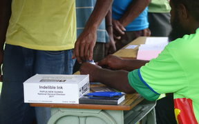 Papua New Guinea national election 2017.