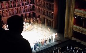 Oedipe at Royal Opera House Covent Garden
