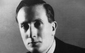 William Walton in 1928