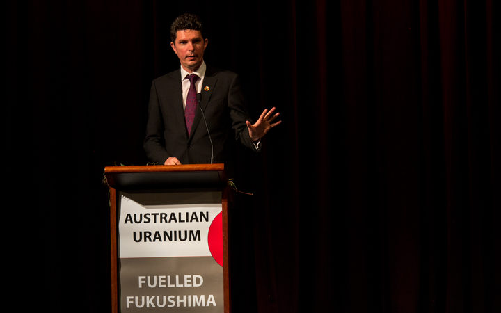 WA Greens politician Scott Ludlam moved from New Zealand to Australia when he was three