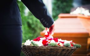 funeral, generic, coffin, death