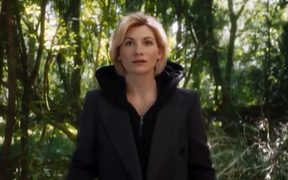 Jodie Whittaker is the first woman to play the role of Dr Who in the BBC production.