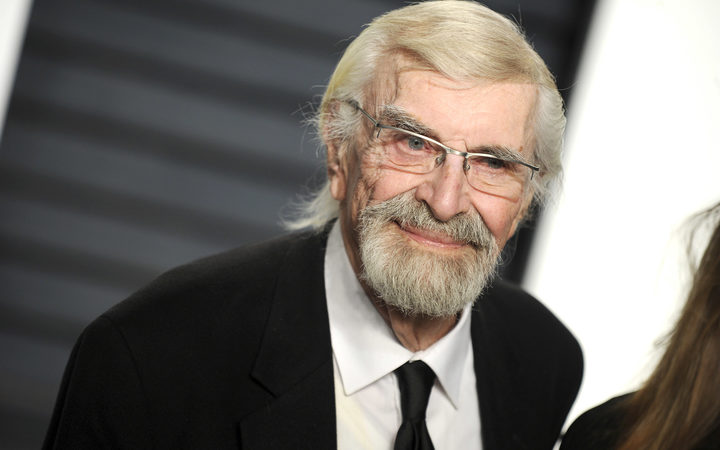 Actor Martin Landau, known for 1994's 'Ed Wood' and Hitchcock's 'North by Northwest', has died, age 89.