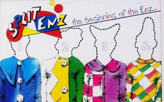 Splt Enz - Beginning Of The Enz album artwork
