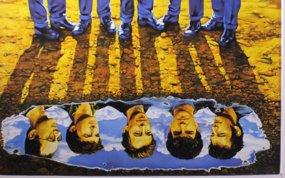 Split Enz - Conflicting Emotions album artwork