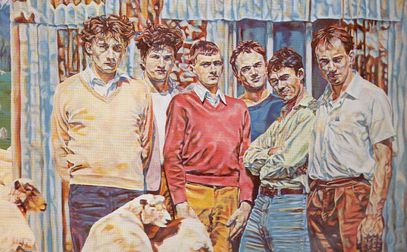 Split Enz - Frenzy album artwork