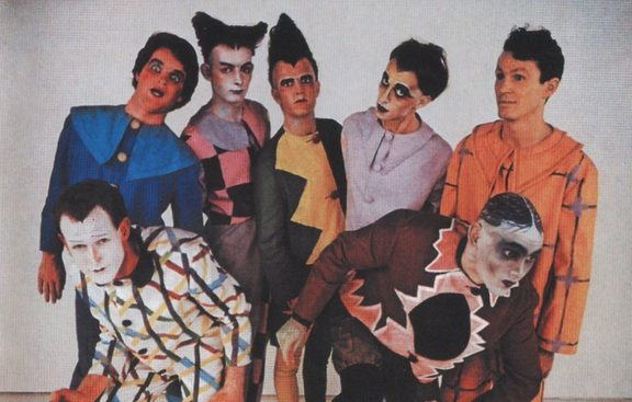 Split Enz - Second Thoughts album artwork