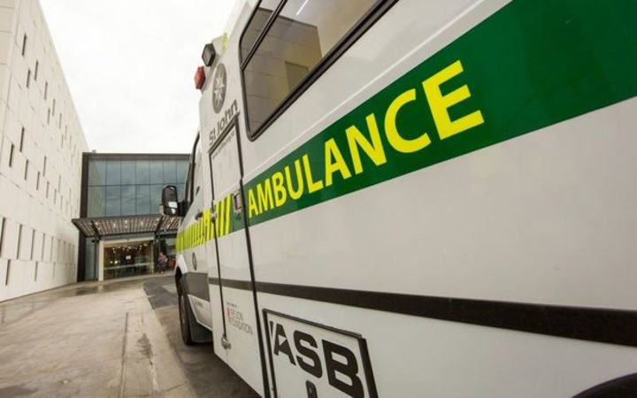 Workplace accident leaves man critically injured | RNZ News