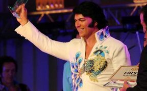 Brendon Chase: Elvis Impersonator